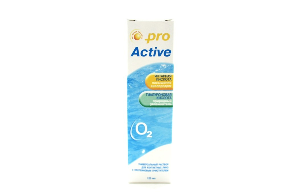 OPTIMED pro Active, 125 мл