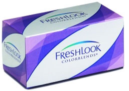FreshLook ColorBlends </br>(2 линзы)