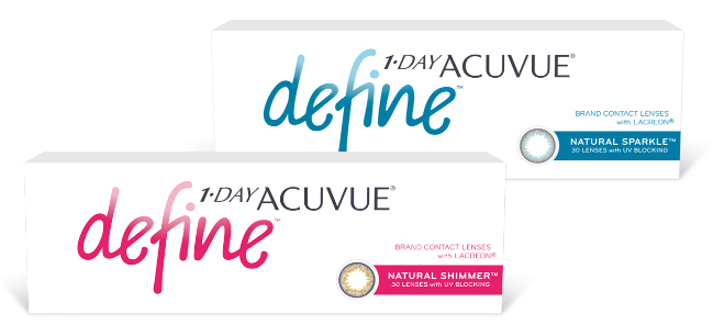 1-day Acuvue Define</br>(30 линз)